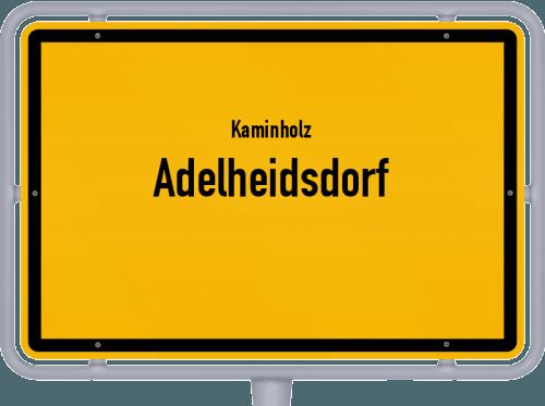 Kaminholz & Brennholz-Angebote in Adelheidsdorf, Großes Bild