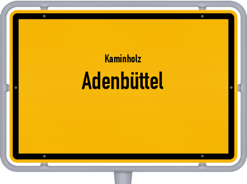 Kaminholz & Brennholz-Angebote in Adenbüttel, Großes Bild