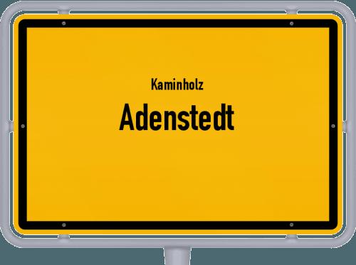 Kaminholz & Brennholz-Angebote in Adenstedt, Großes Bild
