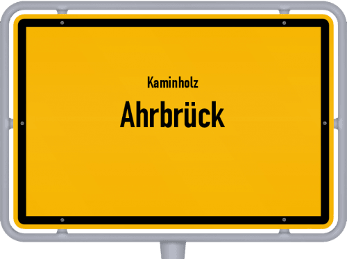 Kaminholz & Brennholz-Angebote in Ahrbrück, Großes Bild