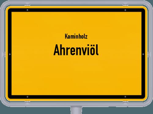Kaminholz & Brennholz-Angebote in Ahrenviöl, Großes Bild