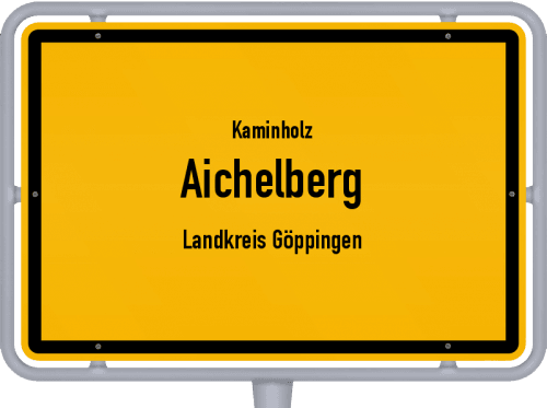 Kaminholz & Brennholz-Angebote in Aichelberg (Landkreis Göppingen), Großes Bild