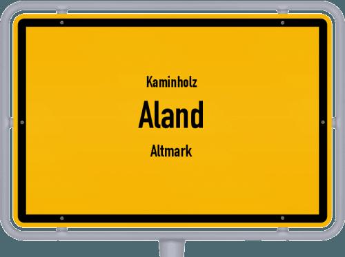 Kaminholz & Brennholz-Angebote in Aland (Altmark), Großes Bild