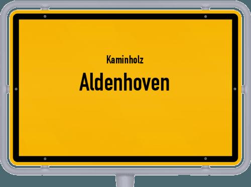 Kaminholz & Brennholz-Angebote in Aldenhoven, Großes Bild