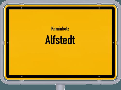 Kaminholz & Brennholz-Angebote in Alfstedt, Großes Bild