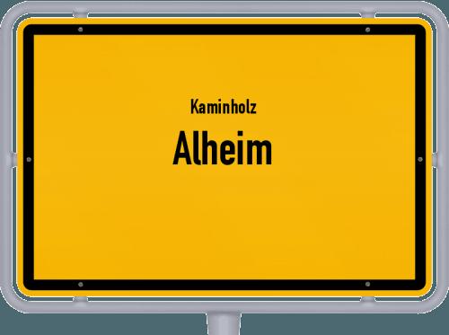 Kaminholz & Brennholz-Angebote in Alheim, Großes Bild