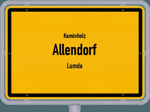 Kaminholz & Brennholz-Angebote in Allendorf (Lumda), Großes Bild