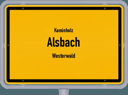 Kaminholz & Brennholz-Angebote in Alsbach (Westerwald), Großes Bild