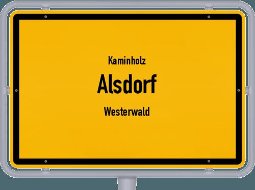 Kaminholz & Brennholz-Angebote in Alsdorf (Westerwald), Großes Bild