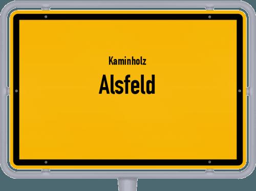 Kaminholz & Brennholz-Angebote in Alsfeld, Großes Bild