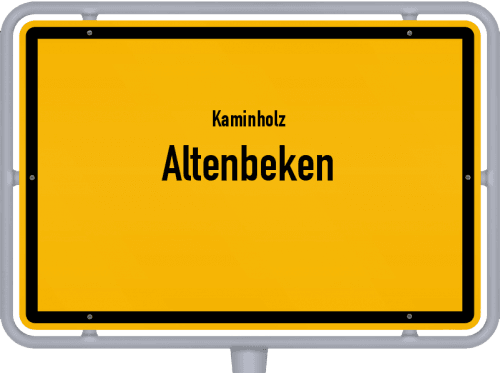 Kaminholz & Brennholz-Angebote in Altenbeken, Großes Bild