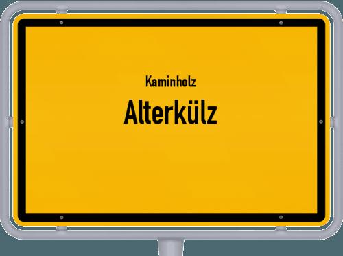 Kaminholz & Brennholz-Angebote in Alterkülz, Großes Bild