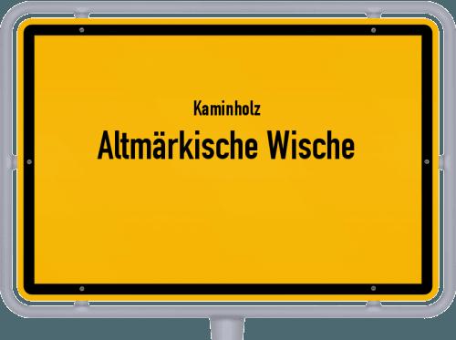 Kaminholz & Brennholz-Angebote in Altmärkische Wische, Großes Bild
