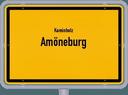 Kaminholz & Brennholz-Angebote in Amöneburg, Großes Bild