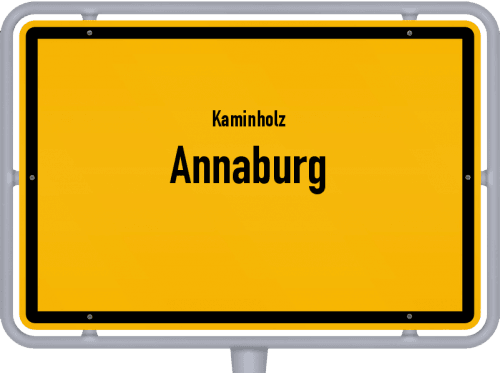 Kaminholz & Brennholz-Angebote in Annaburg, Großes Bild
