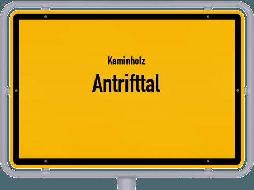 Kaminholz & Brennholz-Angebote in Antrifttal, Großes Bild