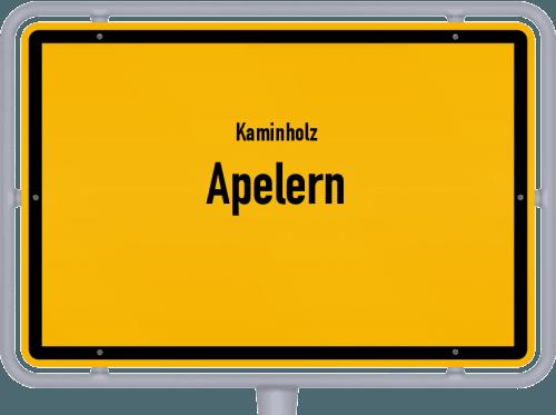 Kaminholz & Brennholz-Angebote in Apelern, Großes Bild
