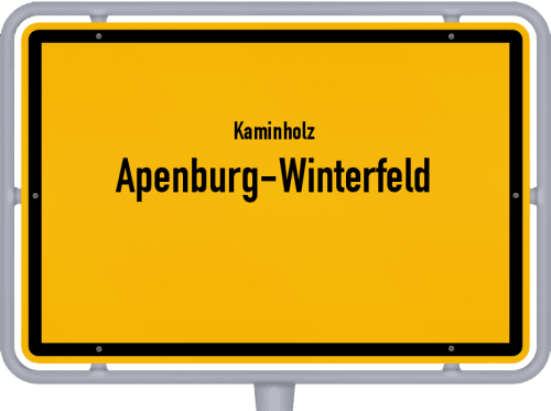 Kaminholz & Brennholz-Angebote in Apenburg-Winterfeld, Großes Bild