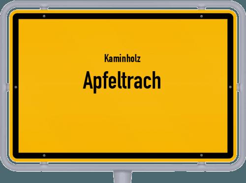 Kaminholz & Brennholz-Angebote in Apfeltrach, Großes Bild