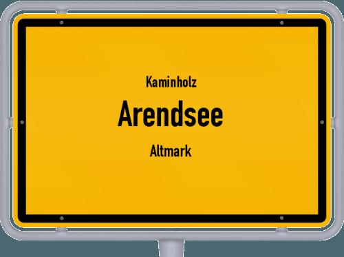 Kaminholz & Brennholz-Angebote in Arendsee (Altmark), Großes Bild