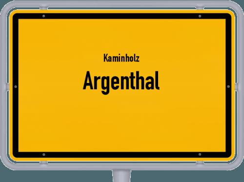 Kaminholz & Brennholz-Angebote in Argenthal, Großes Bild