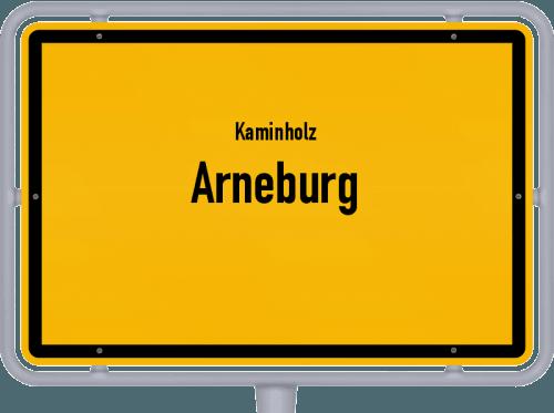 Kaminholz & Brennholz-Angebote in Arneburg, Großes Bild