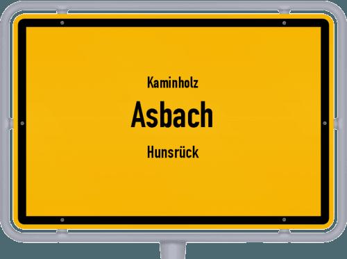 Kaminholz & Brennholz-Angebote in Asbach (Hunsrück), Großes Bild