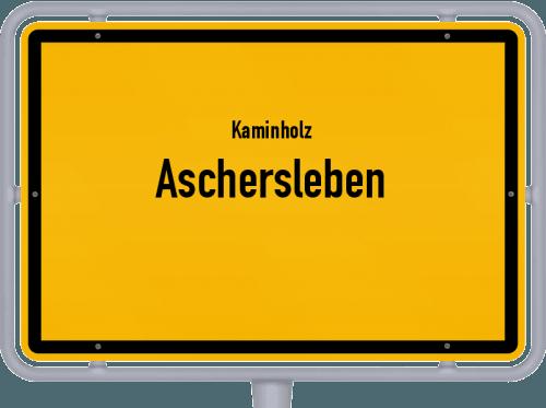Kaminholz & Brennholz-Angebote in Aschersleben, Großes Bild