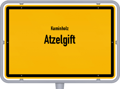 Kaminholz & Brennholz-Angebote in Atzelgift, Großes Bild