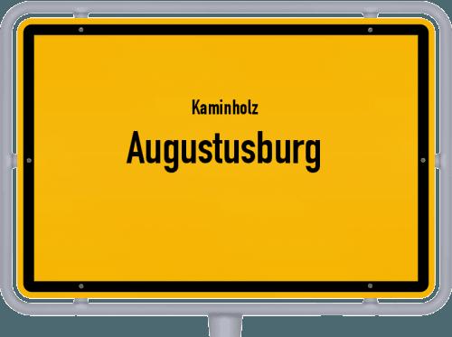 Kaminholz & Brennholz-Angebote in Augustusburg, Großes Bild