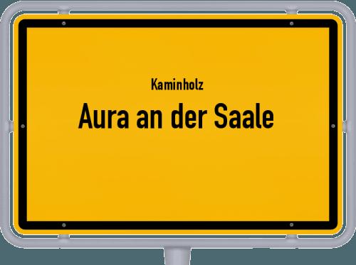 Kaminholz & Brennholz-Angebote in Aura an der Saale, Großes Bild