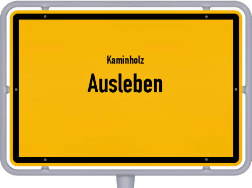 Kaminholz & Brennholz-Angebote in Ausleben, Großes Bild