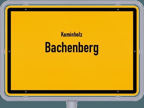 Kaminholz & Brennholz-Angebote in Bachenberg, Großes Bild