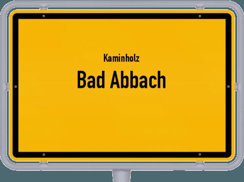 Kaminholz & Brennholz-Angebote in Bad Abbach, Großes Bild