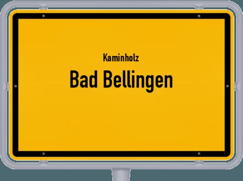 Kaminholz & Brennholz-Angebote in Bad Bellingen, Großes Bild
