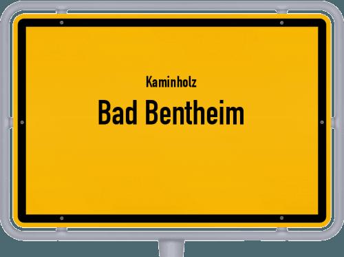 Kaminholz & Brennholz-Angebote in Bad Bentheim, Großes Bild