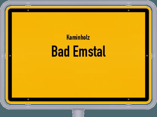 Kaminholz & Brennholz-Angebote in Bad Emstal, Großes Bild