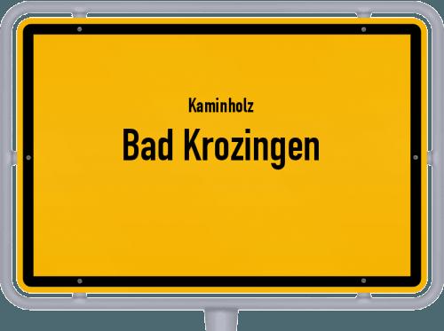 Kaminholz & Brennholz-Angebote in Bad Krozingen, Großes Bild