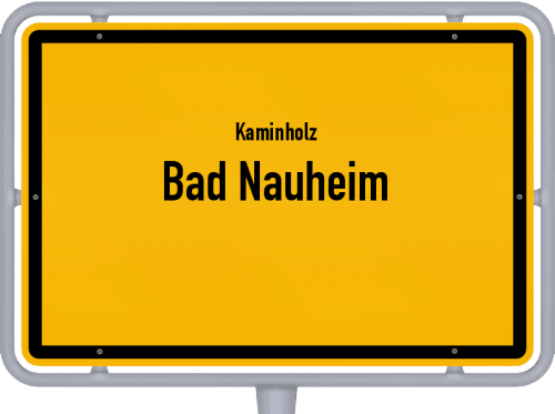 Kaminholz & Brennholz-Angebote in Bad Nauheim, Großes Bild