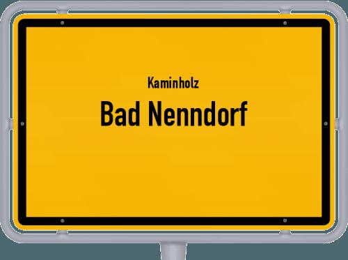 Kaminholz & Brennholz-Angebote in Bad Nenndorf, Großes Bild
