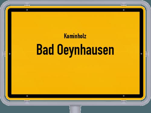 Kaminholz & Brennholz-Angebote in Bad Oeynhausen, Großes Bild