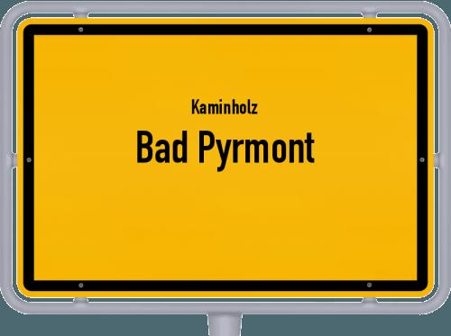 Kaminholz & Brennholz-Angebote in Bad Pyrmont, Großes Bild