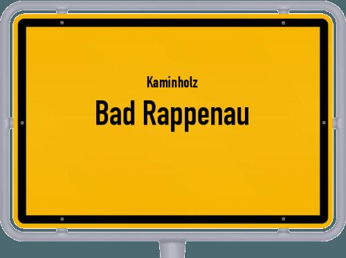 Kaminholz & Brennholz-Angebote in Bad Rappenau, Großes Bild
