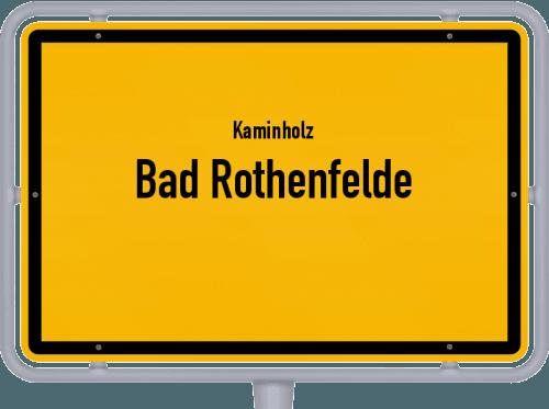 Kaminholz & Brennholz-Angebote in Bad Rothenfelde, Großes Bild