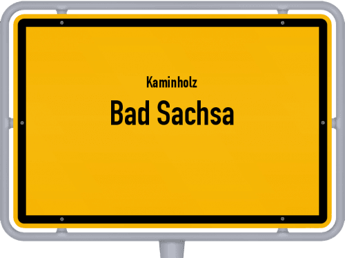 Kaminholz & Brennholz-Angebote in Bad Sachsa, Großes Bild
