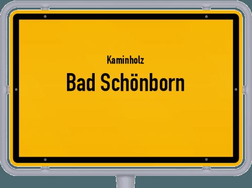 Kaminholz & Brennholz-Angebote in Bad Schönborn, Großes Bild