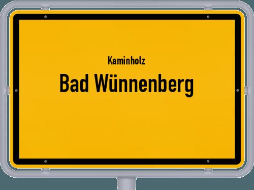 Kaminholz & Brennholz-Angebote in Bad Wünnenberg, Großes Bild