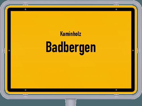 Kaminholz & Brennholz-Angebote in Badbergen, Großes Bild