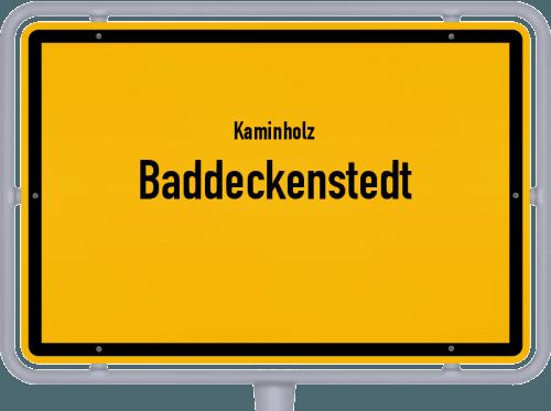 Kaminholz & Brennholz-Angebote in Baddeckenstedt, Großes Bild