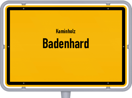 Kaminholz & Brennholz-Angebote in Badenhard, Großes Bild